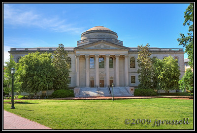 Wilson Library, UNC-Chapel Hill