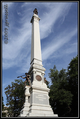 NC Civil War Memorial
